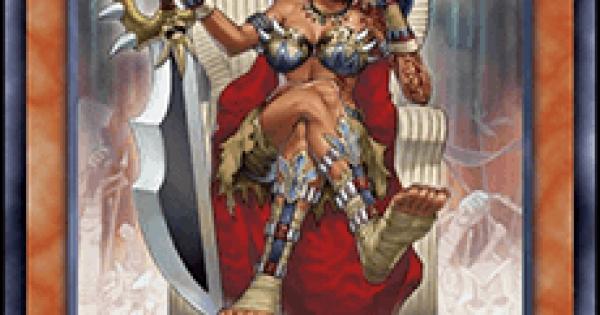 アマゾネス女王の評価と入手方法