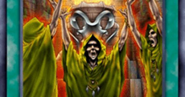【遊戯王デュエルリンクス】魔導師の力の評価と入手方法