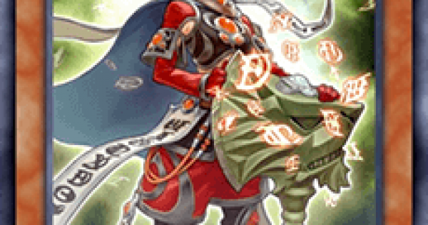 【遊戯王デュエルリンクス】魔導戦士フォルスの評価と入手方法