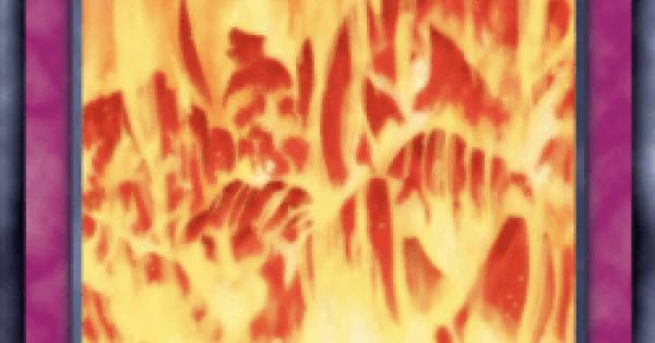 【遊戯王デュエルリンクス】大火葬の評価と入手方法