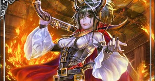 織田信長SSR22の性能 | 魔京女王