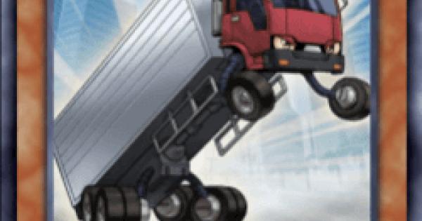 【遊戯王デュエルリンクス】トラックロイドの評価と入手方法