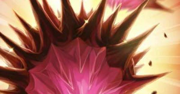 【FGO】『トゲの生えたチョコ塊』の性能