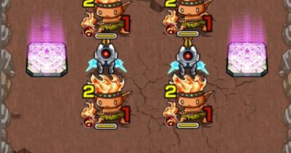 若葉の広場【4/火】攻略と適正キャラランキング丨閃きの遊技場