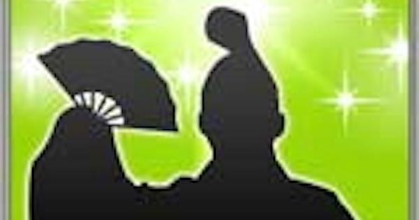 【戦国炎舞】闇の独り舞の性能   後衛スキル【戦国炎舞-KIZNA-】