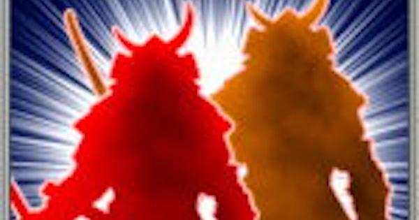 【戦国炎舞】伊達の双璧の性能 | 補助スキル【戦国炎舞-KIZNA-】
