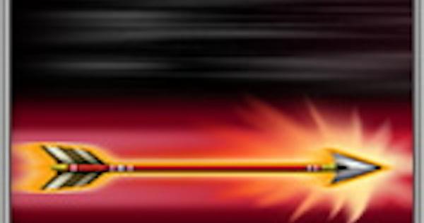 【戦国炎舞】強弓の性能   後衛スキル【戦国炎舞-KIZNA-】