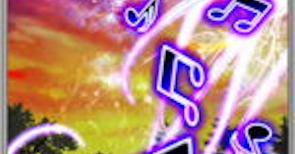 【戦国炎舞】郷愁歌の性能   後衛スキル【戦国炎舞-KIZNA-】
