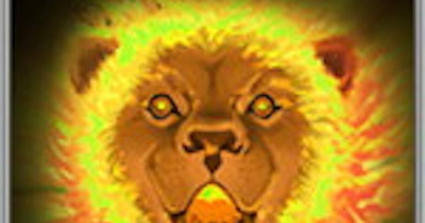 【戦国炎舞】獅子奮迅の性能   奥義【戦国炎舞-KIZNA-】