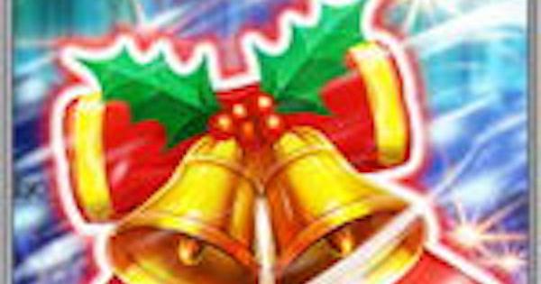 【戦国炎舞】聖鐘の轟雪の性能   前衛スキル【戦国炎舞-KIZNA-】