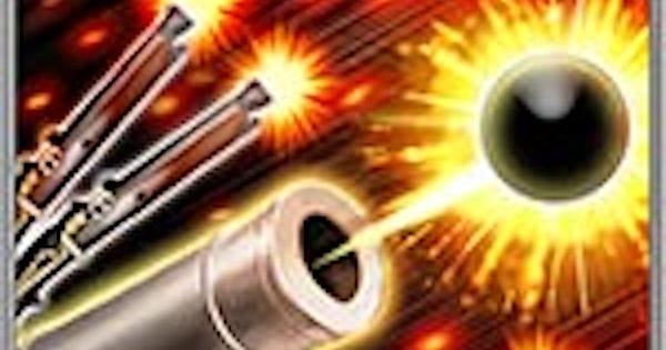 【戦国炎舞】千射轟砲の性能 | 後衛スキル【戦国炎舞-KIZNA-】