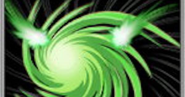 旋風怒涛の性能 | 前衛スキル