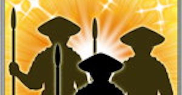 【戦国炎舞】足軽軍法の性能   補助スキル【戦国炎舞-KIZNA-】