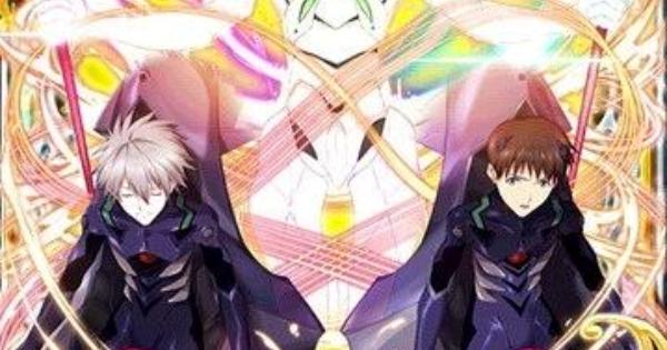 シンジ&カヲル(新劇場版1)の評価 | エヴァコラボ