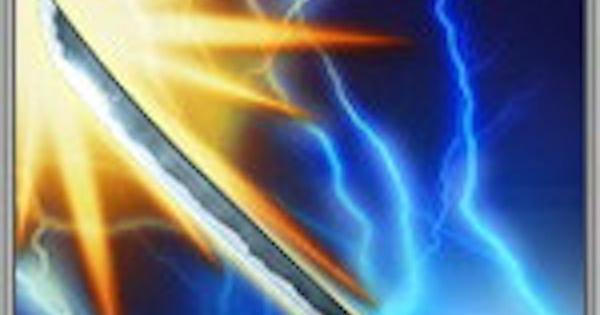 【戦国炎舞】雷鳴撃の性能 | 前衛スキル【戦国炎舞-KIZNA-】