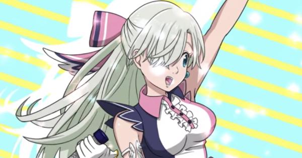 【白猫テニス】エリザベスの評価とおすすめギア【白テニ】