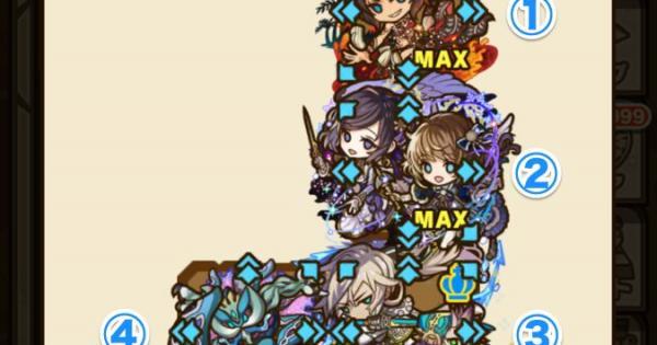 【サモンズボード】【滅】混沌の異空(セル・ユニバース)攻略のおすすめモンスター