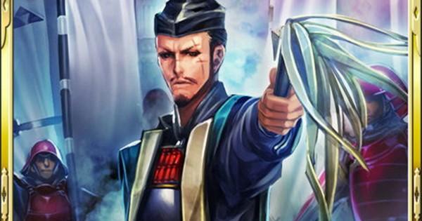 【戦国炎舞】北条氏康SR11の性能   一意奮闘【戦国炎舞-KIZNA-】