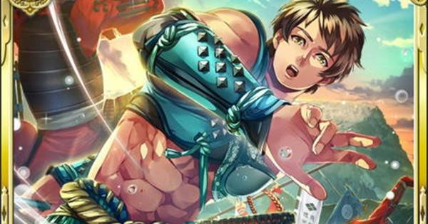 【戦国炎舞】小島弥太郎SR17の性能 | 翠嵐勇士【戦国炎舞-KIZNA-】
