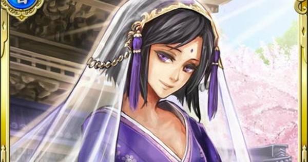 【戦国炎舞】綾姫SR14の性能 | 仙洞院【戦国炎舞-KIZNA-】