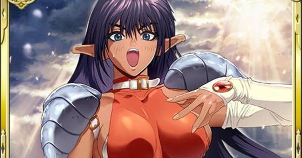 【戦国炎舞】アーシェス・ネイSR15の性能   魔法戦士【戦国炎舞-KIZNA-】