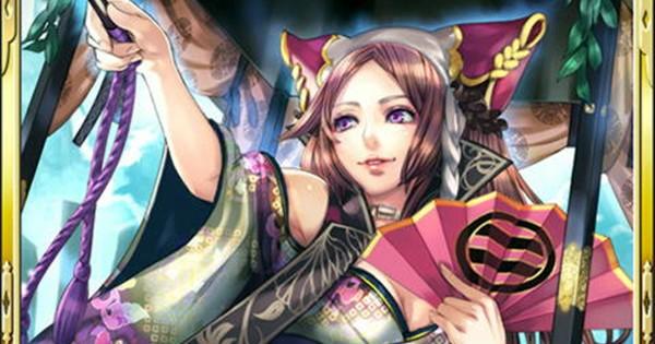 【戦国炎舞】最上義光SR11の性能 | 冷酷なる狐姫【戦国炎舞-KIZNA-】