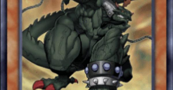 【遊戯王デュエルリンクス】グラビクラッシュドラゴンの評価と入手方法