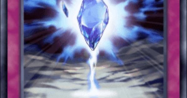 【遊戯王デュエルリンクス】宝玉の祈りの評価と入手方法