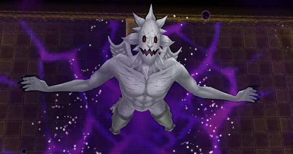 【白猫】塵灰の魔神の弱点と倒し方