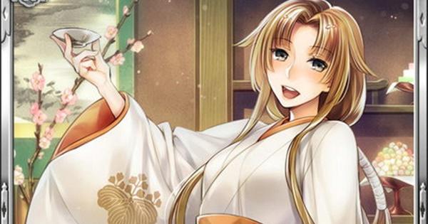 【戦国炎舞】京極竜子R11の性能 | 勧盃祭女【戦国炎舞-KIZNA-】