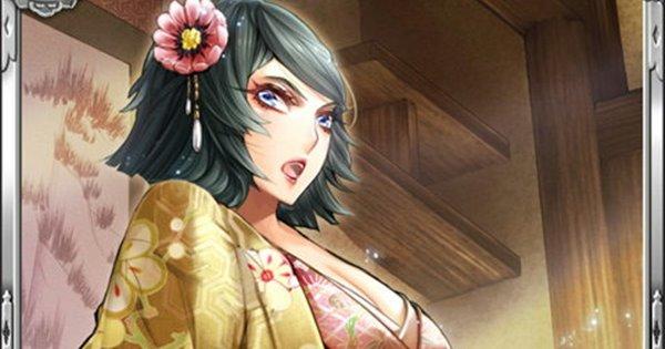 【戦国炎舞】瀬名姫R7の性能 | 疑心暗鬼の姫君【戦国炎舞-KIZNA-】