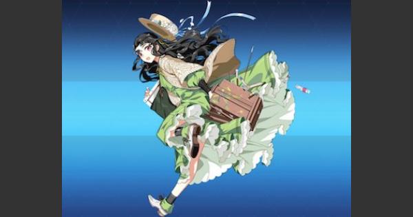 【崩壊3rd】モネの評価と装備おすすめキャラ