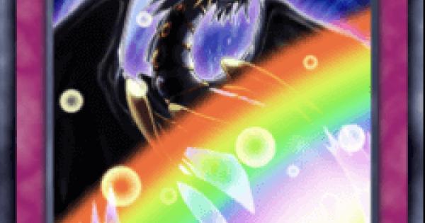 【遊戯王デュエルリンクス】虹の引力の評価と入手方法