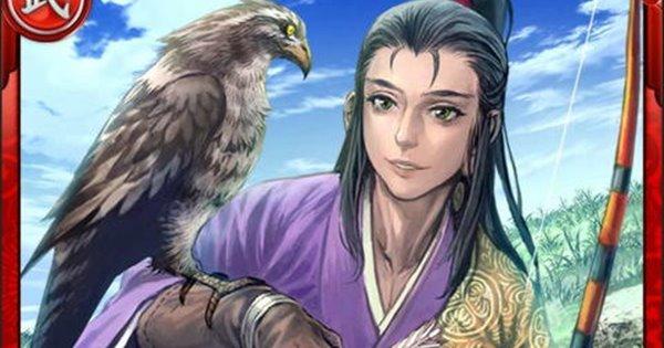 【戦国炎舞】松平元康N10の性能 | 三河の若鷹【戦国炎舞-KIZNA-】