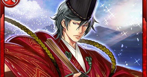 【戦国炎舞】京極高次N5の性能   京極侍従【戦国炎舞-KIZNA-】