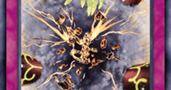 【遊戯王デュエルリンクス】武神逐の評価と入手方法