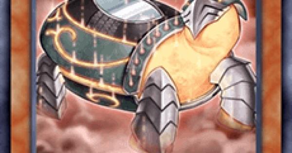 【遊戯王デュエルリンクス】武神器ヘツカの評価と入手方法