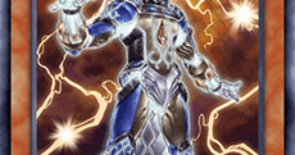 【遊戯王デュエルリンクス】武神ミカヅチの評価と入手方法
