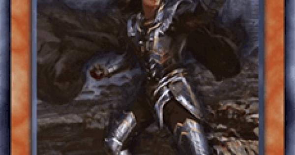 【遊戯王デュエルリンクス】魔聖騎士ランスロットの評価と入手方法