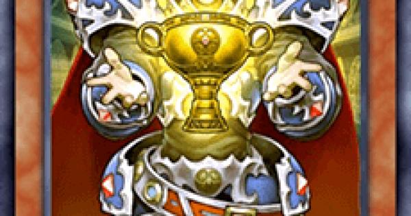 【遊戯王デュエルリンクス】聖騎士ボールスの評価と入手方法