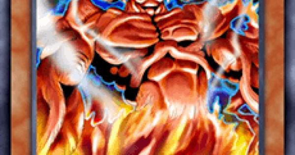 【遊戯王デュエルリンクス】炎の精霊イフリートの評価と入手方法
