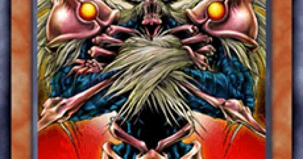 【遊戯王デュエルリンクス】偉大魔獣ガーゼットの評価と入手方法