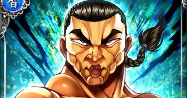【戦国炎舞】烈海王SSR21の性能 | 決着切望【戦国炎舞-KIZNA-】