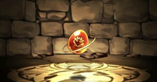 【パズドラ】火の希石【中】の入手方法と使い道