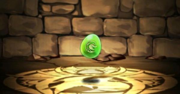 【パズドラ】木の希石【小】の入手方法と使い道