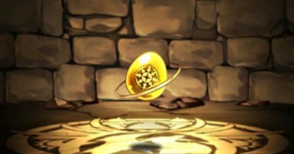 【パズドラ】光の希石【中】の入手方法と使い道