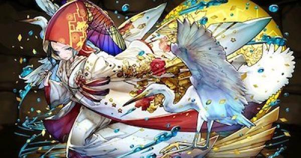 【パズドラ】花嫁雷神の評価!おすすめの超覚醒と潜在覚醒|ジューンブライド