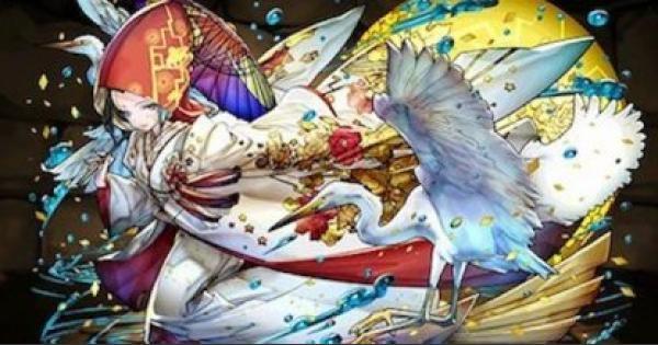 【パズドラ】花嫁雷神の最新テンプレパーティ