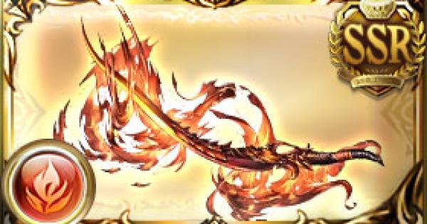 【グラブル】極マリシ烈火ノ太刀(ゼノイフ刀)の評価【グランブルーファンタジー】