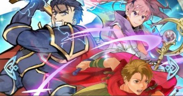 【FEH】絆英雄戦「ヘクトル&マシュー」ガチャの当たりキャラまとめ【FEヒーローズ】
